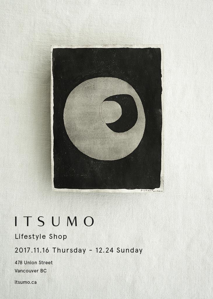 ITSUMO POP UP SHOP FW2017
