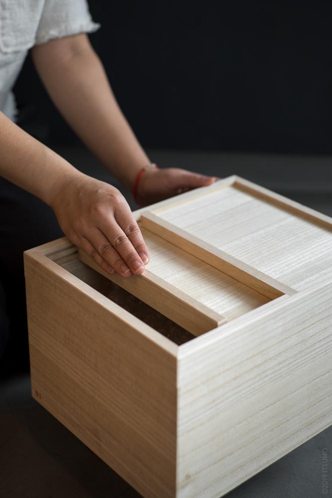 Azmaya Rice Storage Box