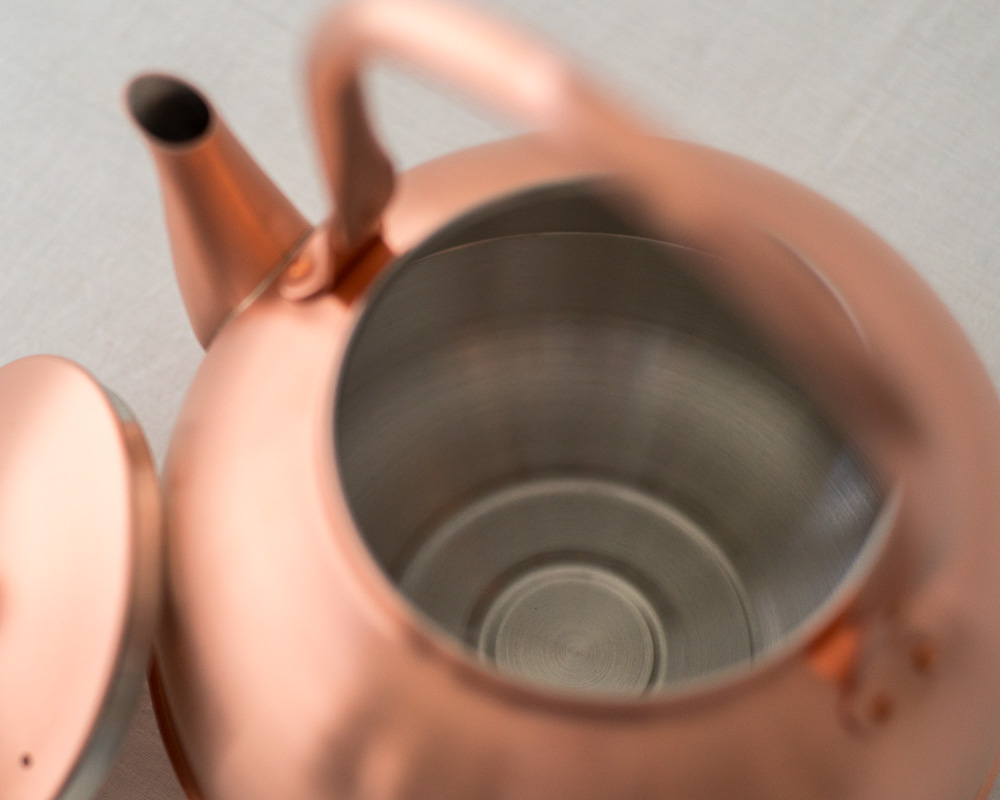 Azmaya Copper Kettle