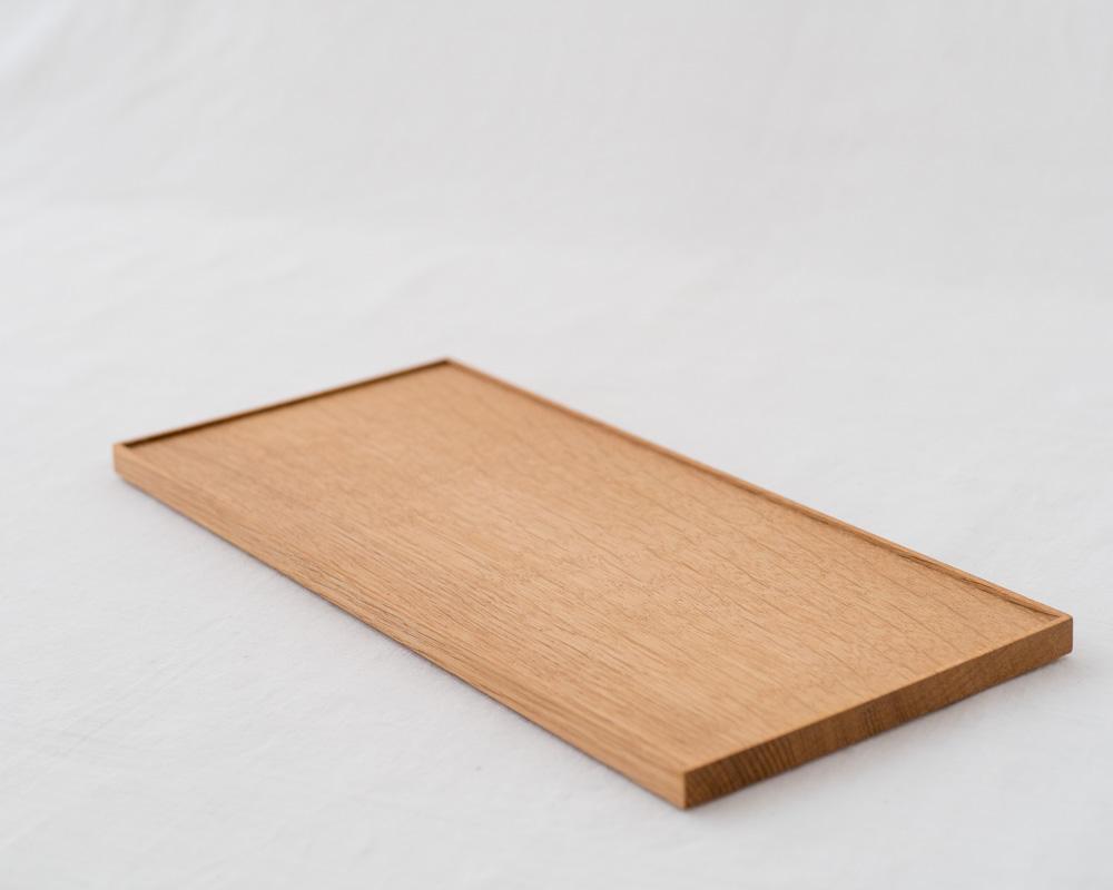 Oak Wood Tray_M