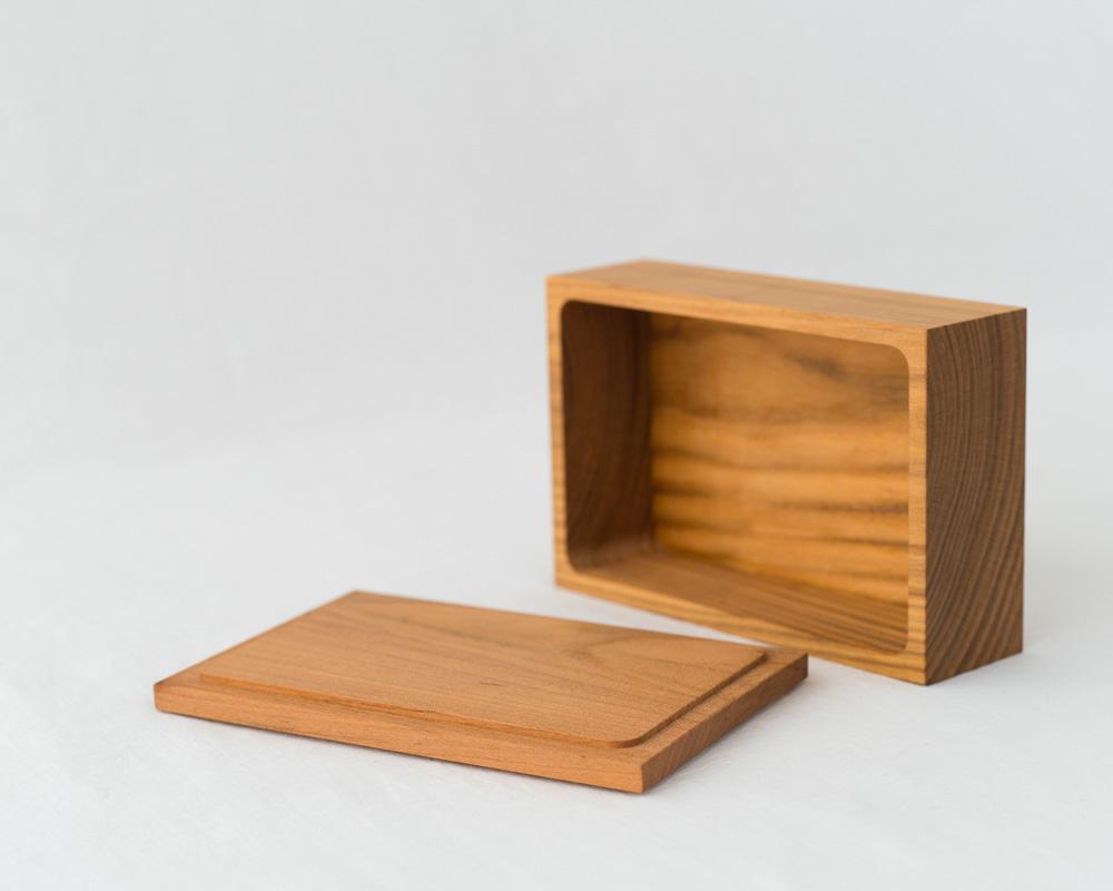 Azmaya Cherry Wood Butter Case 200G_Full