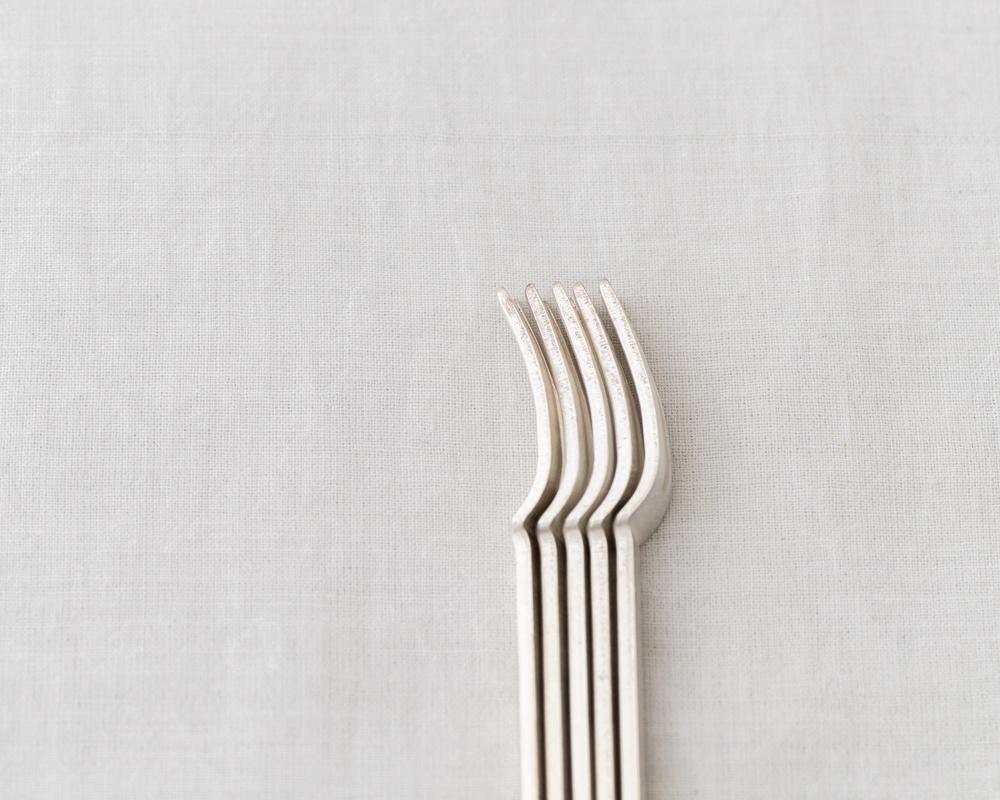 Azmaya Hime Forks - Silver