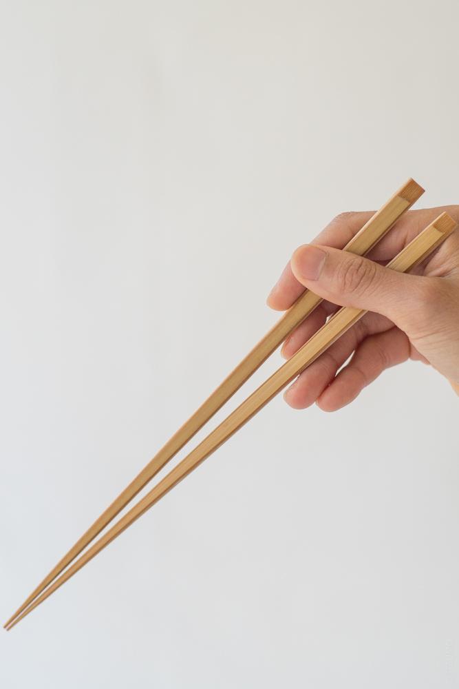 Bamboo Serving Chopsticks