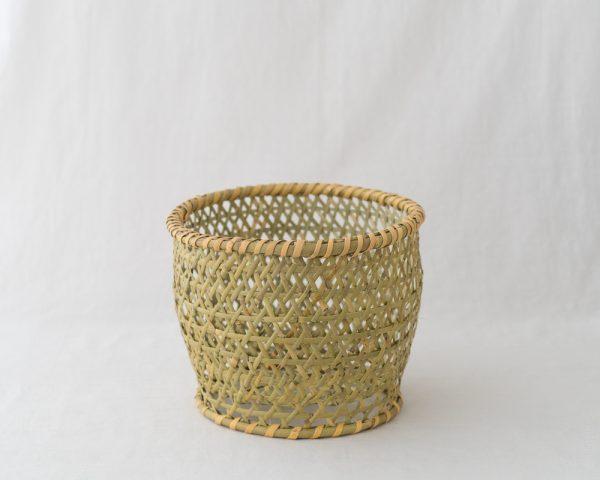 Bamboo Bin Basket