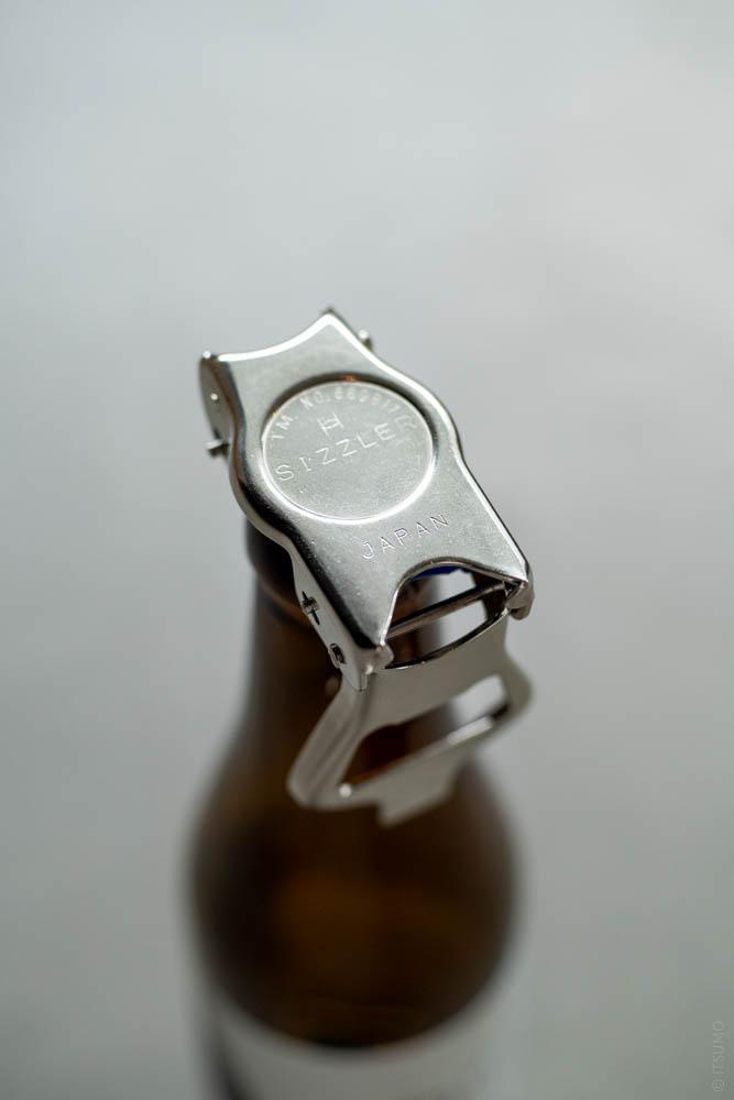 Sizzler Bottle Cap & Opener