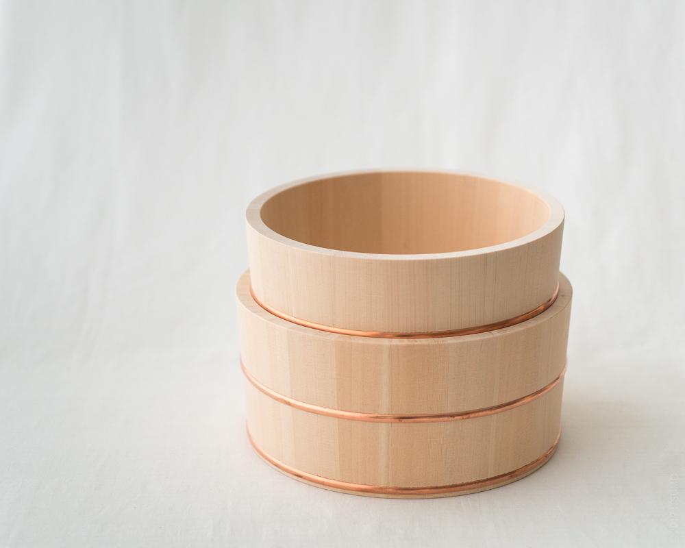 AZMAYA_Hinoki Bath Bowl