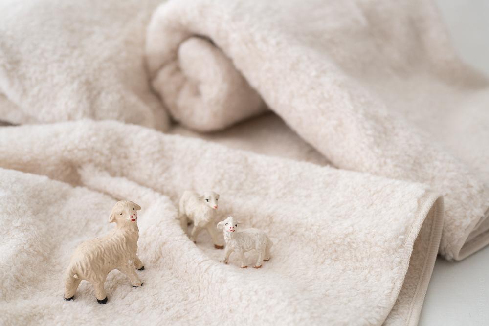 SUPER MARSHMALLOW TOWEL – BEIGE