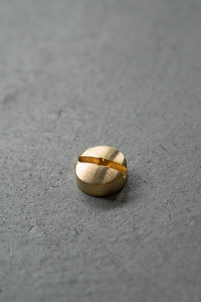 Brass Incense Holder_top