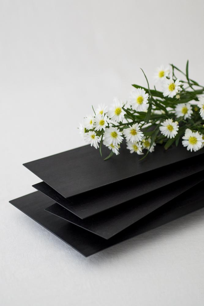 Masashi Ifuji_Rectangle Plate_blk