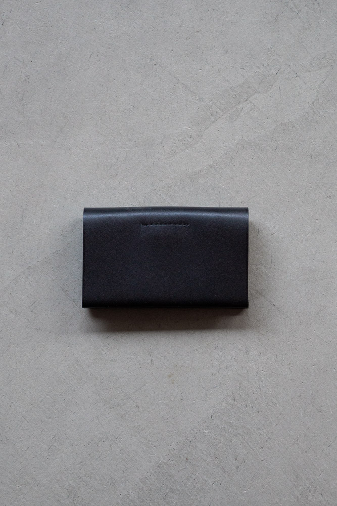 Postalco_Card Holder_black_top