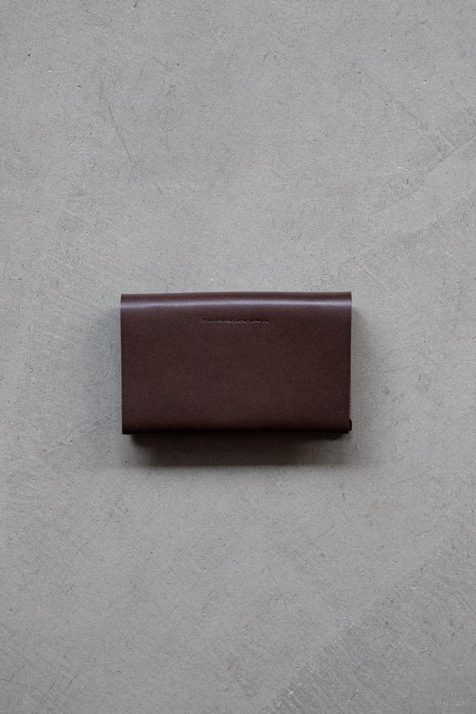Postalco_Card Holder_brown_top