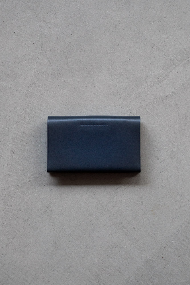 Postalco_Card Holder_navy_top_