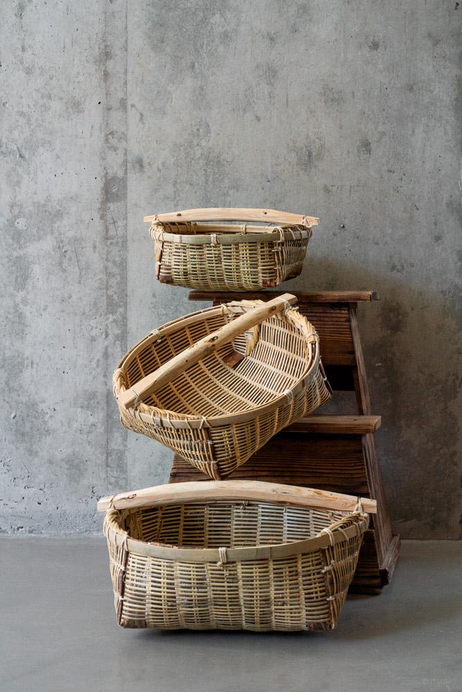 Gesuzaru Bamboo Basket