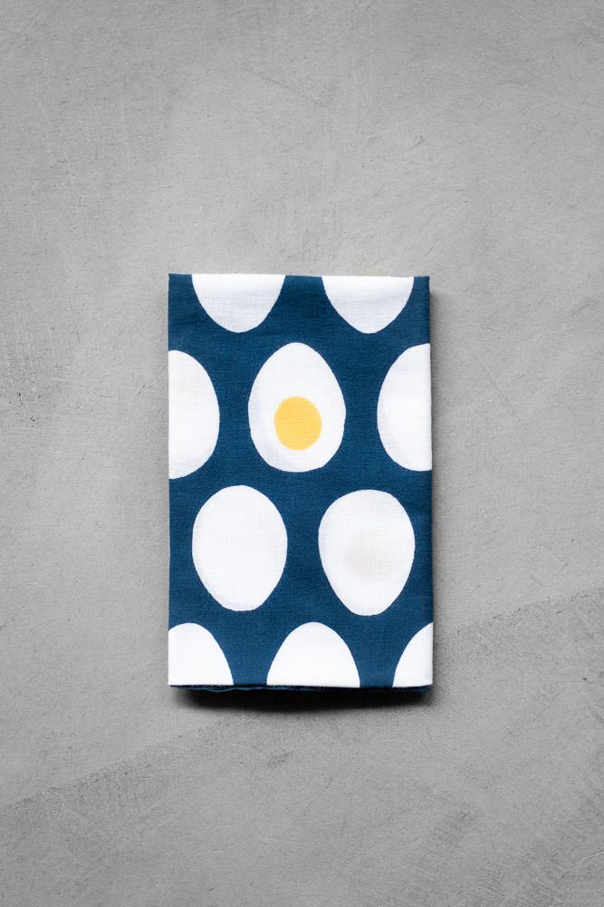 Kamawanu_Tenugui_Tamago Eggs_top