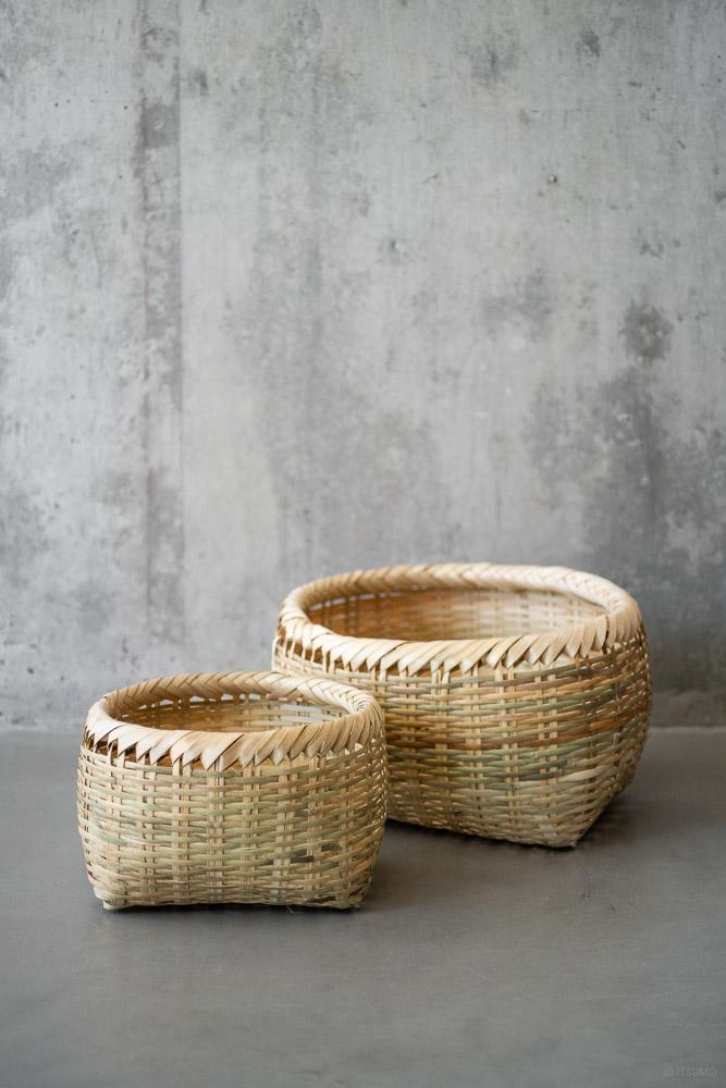 Shichinari Bamboo Basket