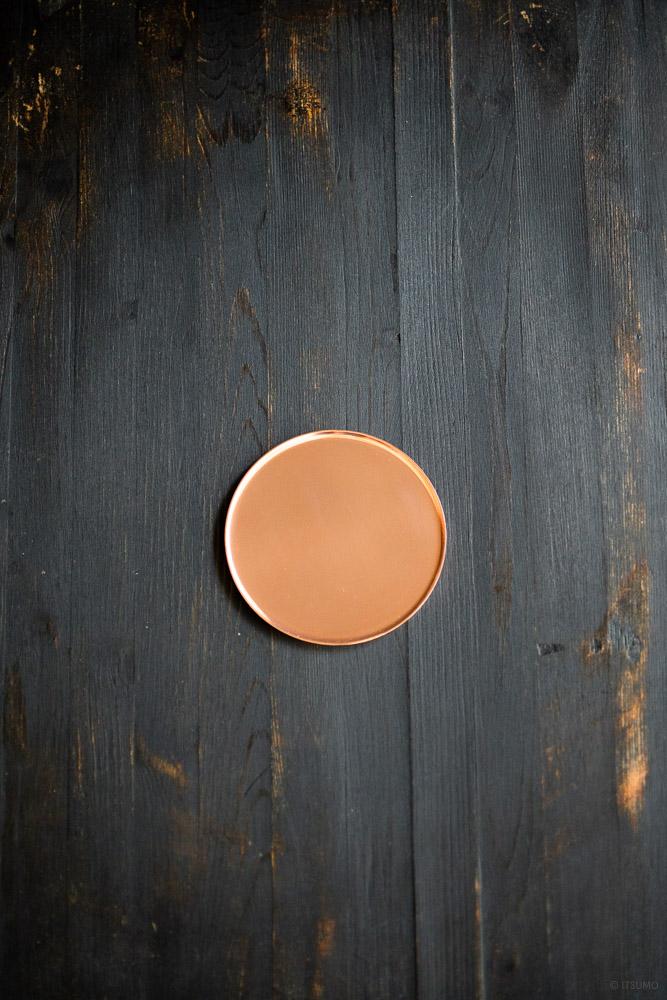 Copper Coaster