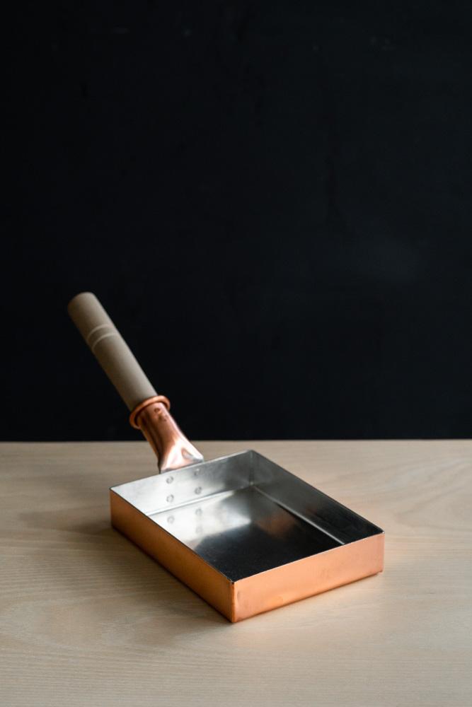 Copper Tamago Pan – Rectangle