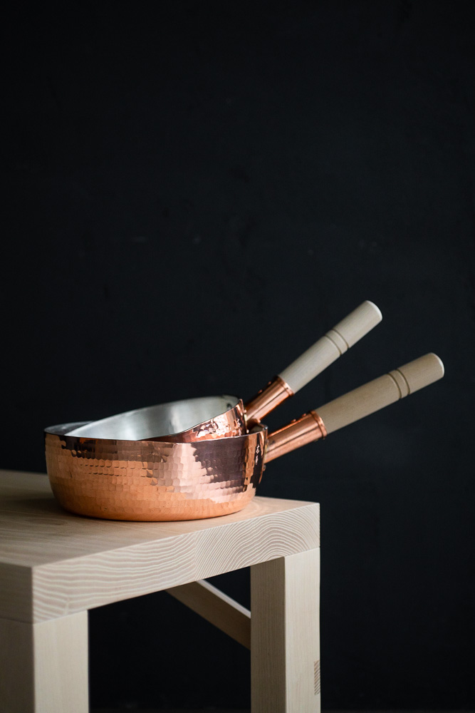 Copper Yukihira Pot