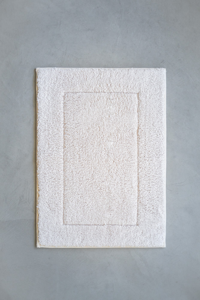 Quick Dry Bath Mat – Beige