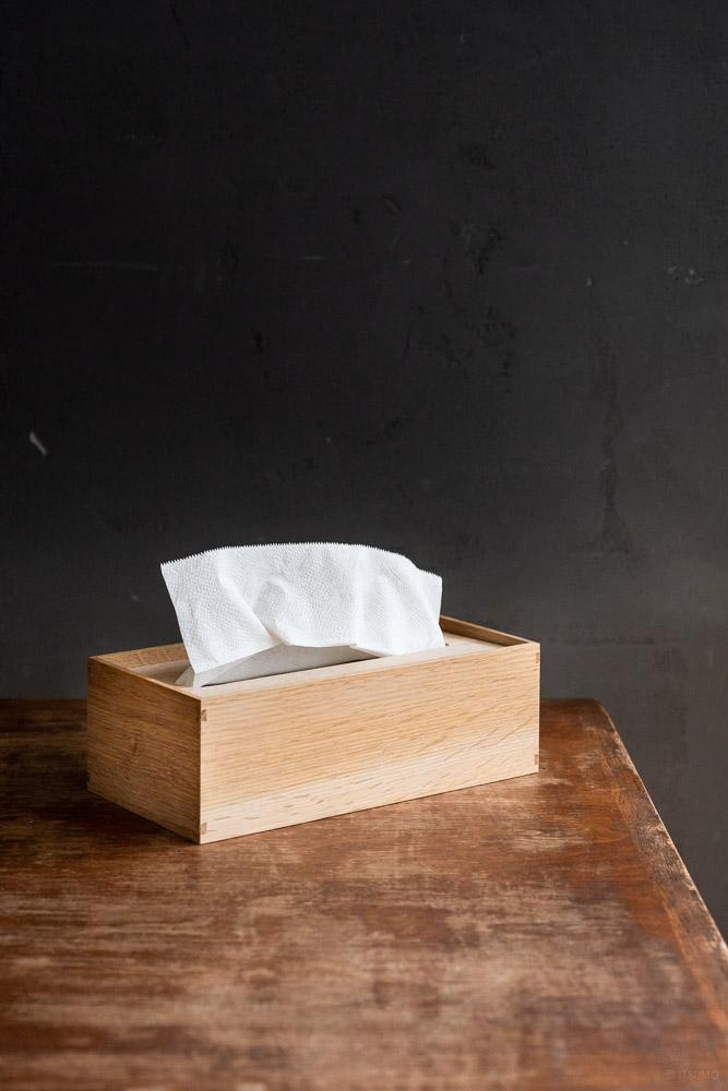 Mizunara Paper Towel Box